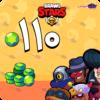 110 عدد الماس بروال استارز